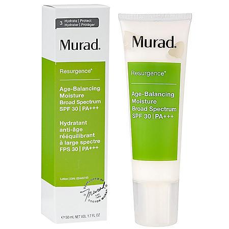 Murad Resurgence Balancing Moisture Broad Spectrum SPF 30 (1.7 oz.)