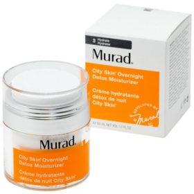 Murad City Skin Overnight Detox Moisturizer (1.7 oz.)