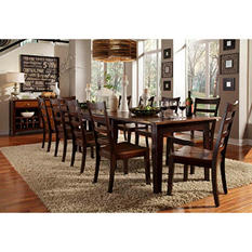 Layla Solid Wood Dining Set (Assorted Sizes)