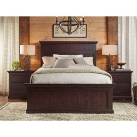 Sam\'s Club - Williams Bedroom Furniture Set (Assorted Sizes)