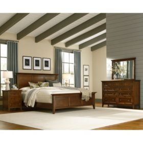 Arianna Bedroom Furniture Set (Assorted Sizes)