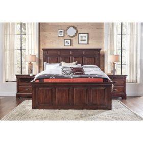 Thompson Bedroom Furniture Set (Assorted Sizes) - Sam\'s Club