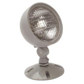 NICOR Single Emergency Remote Lamp Head Fixture