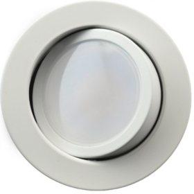 "NICOR 4"" LED White Dimmable Gimbal Downlight Retrofit Kit"