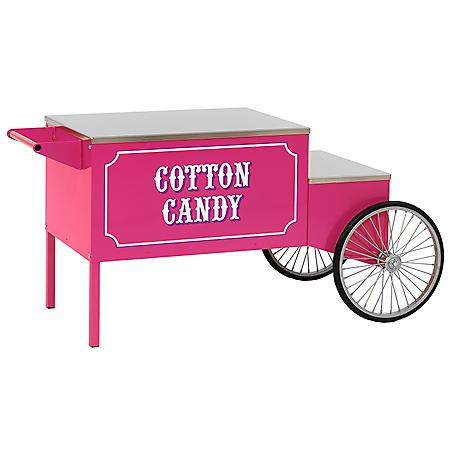 Paragon Pink Cotton Candy Cart