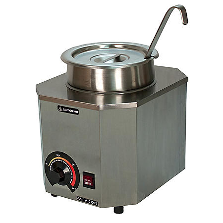 Paragon Pro-Deluxe Ladle Warmer
