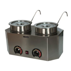 Paragon Pro-Deluxe Dual Unit Ladle Warmer