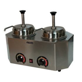 Paragon Pro-Deluxe Dual Pump Warmer