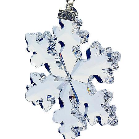 d0072f4f0b0710 2016 Annual Edition Christmas Ornament by Swarovski - Sam s Club