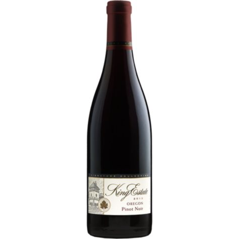 King Estate Oregon Pinot Noir Wine (750 ml)
