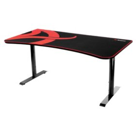 Arozzi Arena Heavy-Duty Gaming Desk (Assorted Colors)