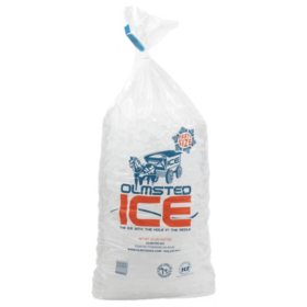 Olmsted Ice, Bagged (20 lbs.)
