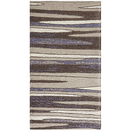 "Cloudwalk Orthopedic Foam Woven Tapestry Accent Rug 24""x43"" (Assorted Patterns)"