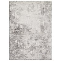 """Christian Siriano New York Jersey Area Rug Collection, 5' 2"""" x 7' 2"""", Assorted Colors"""