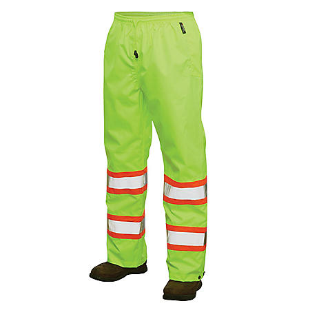 Work King Hi-Vis Pull On Pant (Available in Big & Tall)