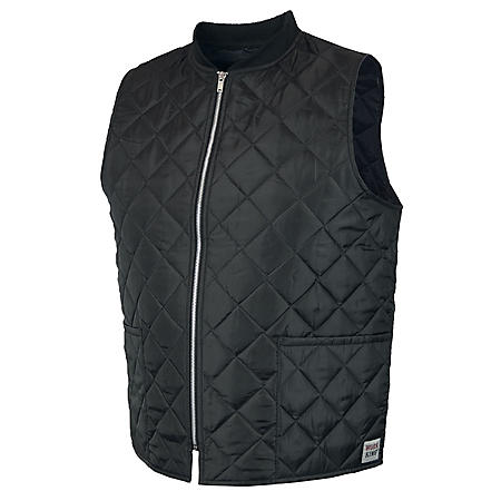 Work King Quilted Freezer Vest (Available in Big & Tall)