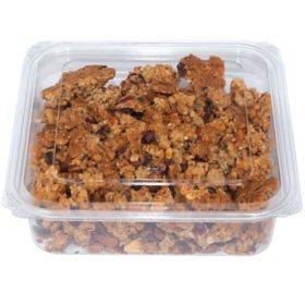 Mason St Bakehouse Super Seed, Fruit and Nut Granola (26.5 oz.)