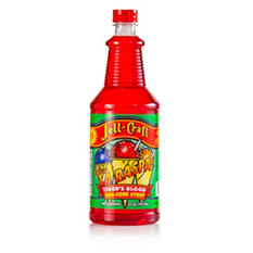 Jell-Craft Tigers Blood Sno-Cone Syrup (1 qt.)