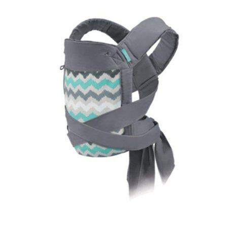 Infantino Sash Wrap & Tie Mei Tai Carrier, Ikat Chevron