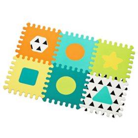 Infantino Soft Foam Puzzle Mat