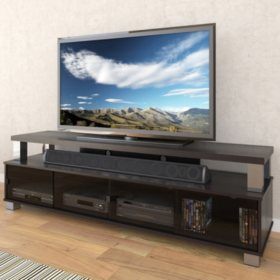 "Bromley 75"" 2 Tier TV Bench"