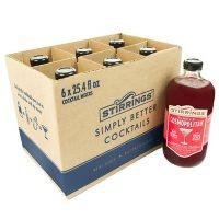Stirrings Cosmopolitan Mix (750 ml bottle, 6 pk.)