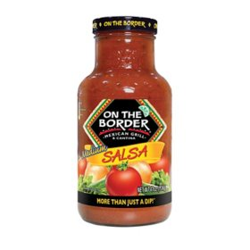 On The Border Salsa, Medium (47 oz.)