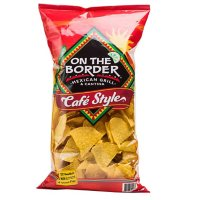 On The Border Cafe Style Tortilla Chips (26 oz.)