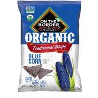 On The Border Organic Blue Corn Tortilla Chips (16 oz.)