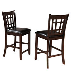 """Uptown 24"""" Counter Height Chairs (2 pk)"""