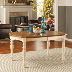 Topline Furniture Ballad Dining Table