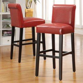 "Fenton 29"" Chair (2 pk) (Choose a Color)"