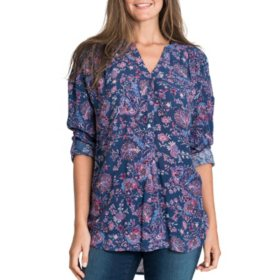 553e7b502 Nine West Georgia Printed Top. View more options