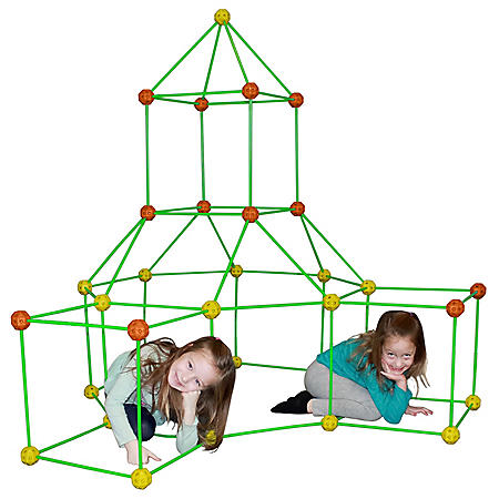 Funphix 154-Pc. Supersized Glow in The Dark Fort Building Set