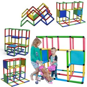 Funphix Create and Play Life Size Structures, Classic Set