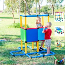 FunphixToy Life-Size Create, Build and Play Structures Set