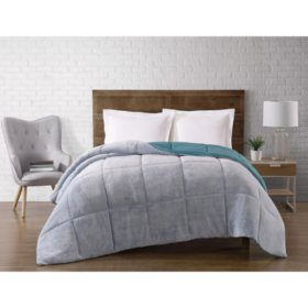Brooklyn Loom Reversible Comforter (Assorted Sizes and Colors)