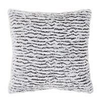 Christian Siriano New York Faux Fur Decorative Pillows, 2 Pack (Assorted Colors)
