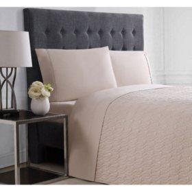 Christian Siriano Luxury Pillowcase Set (Assorted Colors)