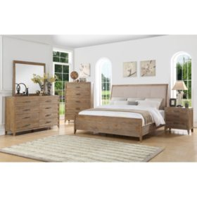 Torino Bedroom Set (Assorted Sizes)