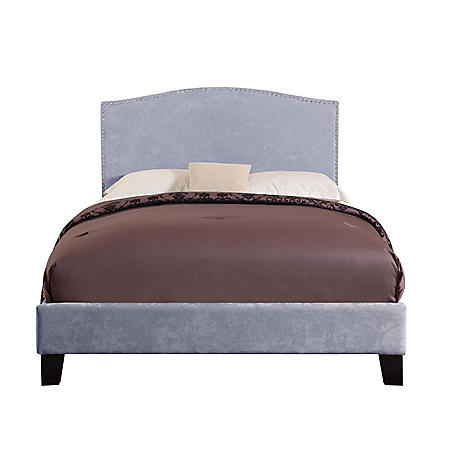 Colton Upholstered Bed (Assorted Options)