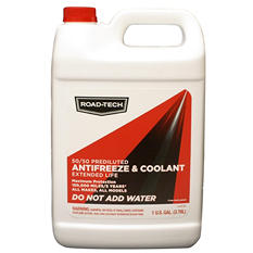 Road-Tech Antifreeze & Coolant 50/50 Prediluted (1 gal., 6 pk.)
