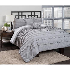 Republic Pintucked Comforter Set (Assorted Sizes)