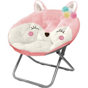 Pleasing American Kids Plush Animal Saucer Chair Sams Club Pdpeps Interior Chair Design Pdpepsorg