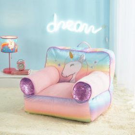 American Kids Unicorn Bean Bag