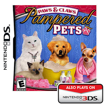 DS PAWS & CLAWS PAMP INLINE CATALOG ASST.