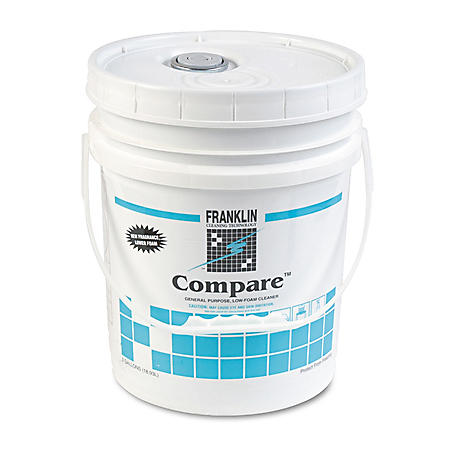Franklin Compare Heavy Duty General Purpose Floor Cleaner - 5 gal.