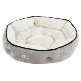 PetLinks Soothing Escape Pet Bed with Gel Memory Foam (Choose Your Size)