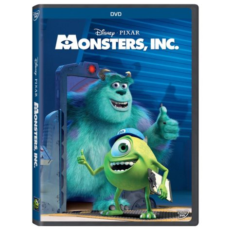 Monsters, Inc. (DVD) (Widescreen)