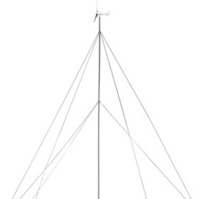 Sunforcr 30 ft. Wind Generator Tower Kit